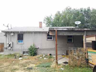 Nampa ID Single Family Home For Sale: $85,000