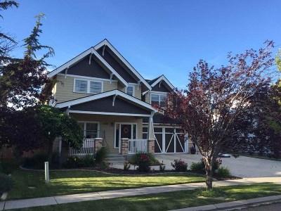Meridian Single Family Home For Sale: 2108 W Boulder Bar