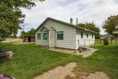 Payette Single Family Home For Sale: 1046 Railroad Lane