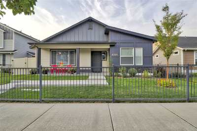 Boise ID Single Family Home Back on Market: $294,900
