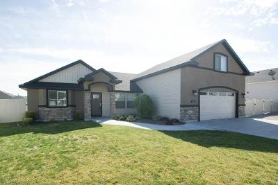 Kimberly Single Family Home For Sale: 251 Glacier Meadows