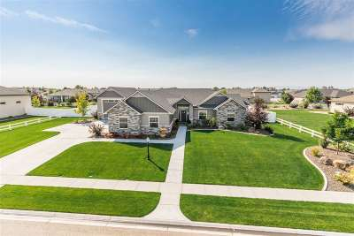 Nampa Single Family Home For Sale: 17561 Stiehl Creek Drive