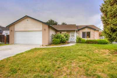 Meridian Single Family Home For Sale: 2357 N Swainson
