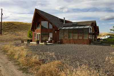 Weiser Single Family Home For Sale: 1067 Hwy 95