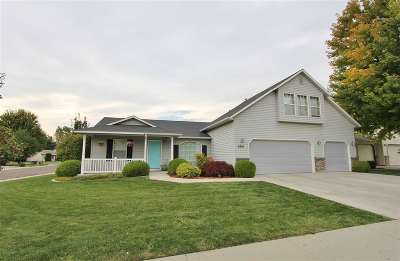 Boise Single Family Home For Sale: 4391 S Fruithill Place