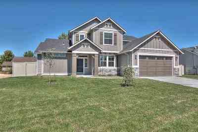 Kuna Single Family Home For Sale: 3065 W Granny Smith Ct.
