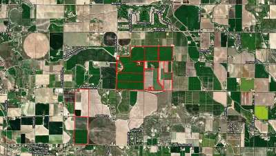 Caldwell Residential Lots & Land For Sale: 22182 Homedale Road