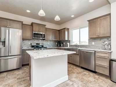 Nampa Single Family Home For Sale: 6602 E Fairmount St