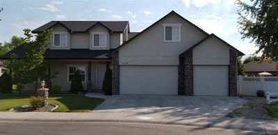 Meridian Single Family Home For Sale: 4324 W Campfire Ct
