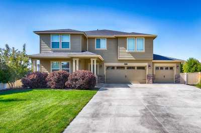 Boise Single Family Home For Sale: 6692 E Bear Ridge Court