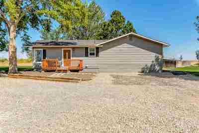 Kuna Single Family Home For Sale: 5218 W Bowmont Rd