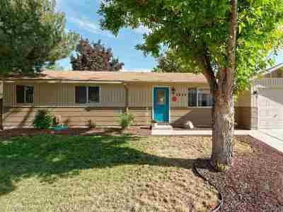 Boise Single Family Home New: 2894 N Tattenham Ave
