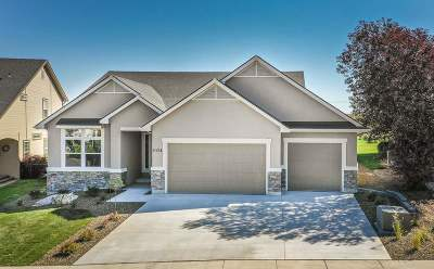 Nampa Single Family Home For Sale: 2124 S Miller