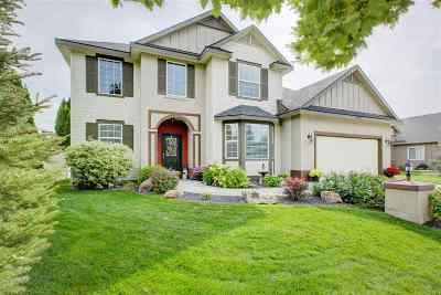 Nampa Single Family Home For Sale: 827 W Heather Woods Dr