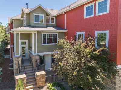 Boise Condo/Townhouse For Sale: 2456 N Bogus Basin Rd
