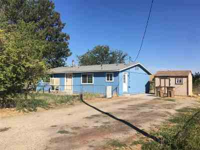 Emmett Single Family Home For Sale: 5654 Hillview Rd