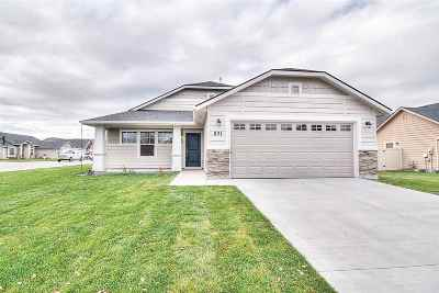 Star Single Family Home For Sale: 11789 W Box Canyon St.