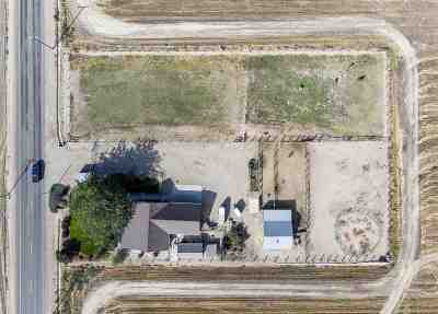 Nampa Single Family Home For Sale: 9612 Lake Shore Dr