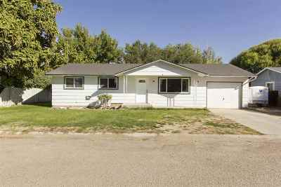 Owyhee County Single Family Home New: 725 Marion