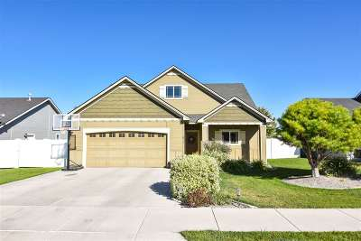 Twin Falls Single Family Home For Sale: 871 Gregory Way