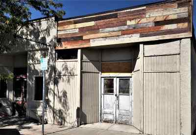 Commercial For Sale: 126 E Broadway Ave
