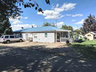 Payette Single Family Home For Sale: 1117 Mountain View Drive