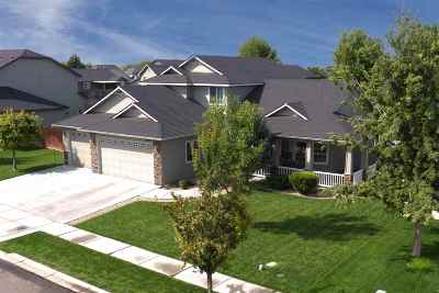 Nampa Single Family Home For Sale: 3169 S Clearwater Ave