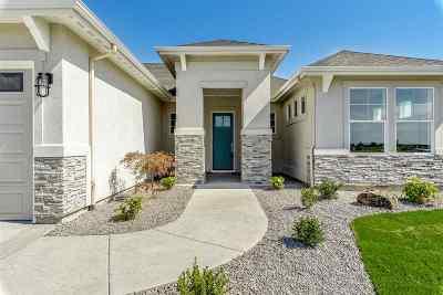 Meridian ID Single Family Home Back on Market: $494,000