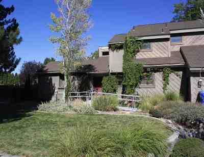 Twin Falls Single Family Home For Sale: 626 Ballingrude