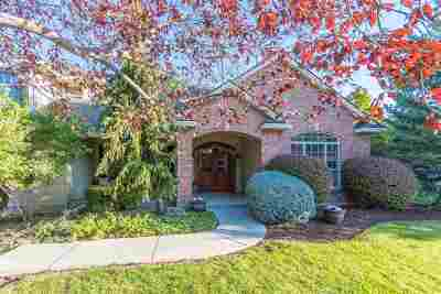 Eagle Single Family Home For Sale: 2642 E Greystone Ct.