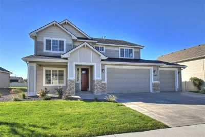 Kuna Single Family Home Contingent Sale: 2207 W Henna St.