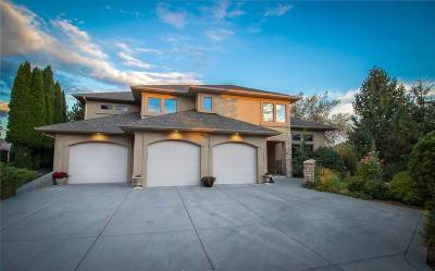 Boise Single Family Home For Sale: 5001 N Quail Summit Way