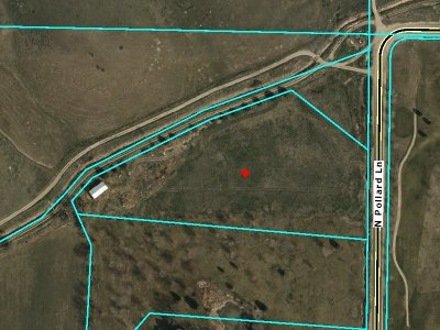 Star Residential Lots & Land For Sale: 4121 N Pollard Lane