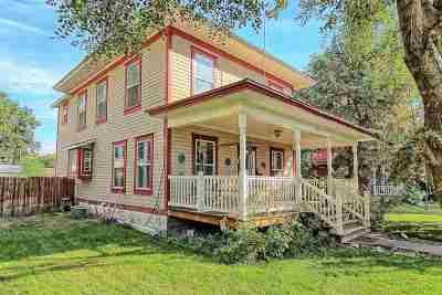 Weiser Single Family Home For Sale: 538 E Main St
