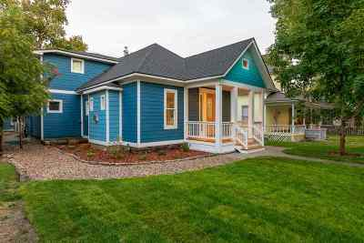 Boise Single Family Home For Sale: 1016 N 15th St.