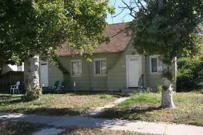 Emmett Multi Family Home For Sale: 214 S Commercial