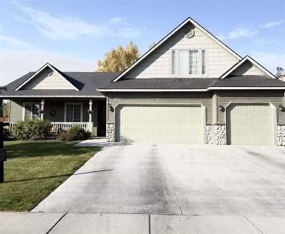 Kuna Single Family Home For Sale: 602 E Sienna Creek