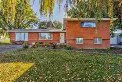 Fruitland Single Family Home For Sale: 5625 Sunset Rd.