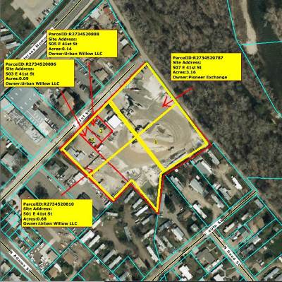 Garden City Residential Lots & Land For Sale: E 41st