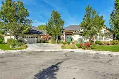 Eagle Single Family Home For Sale: 1103 W Oakhampton Dr.