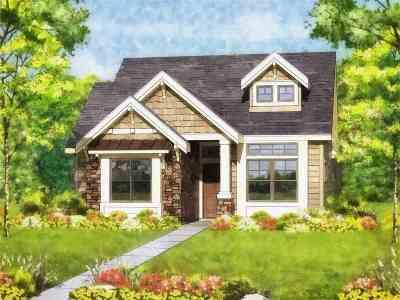 Single Family Home For Sale: 3808 W Hidden Springs Rd