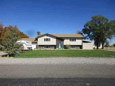 Filer Single Family Home For Sale: 2328 E 3500 North
