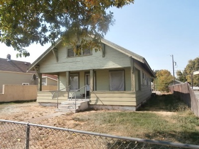 Emmett Single Family Home For Sale: 517 S Washington Ave