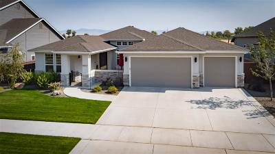 Meridian Single Family Home For Sale: 5832 N Vicenza