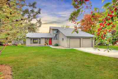 Nampa Single Family Home Price Change: 2001 Primrose Dr