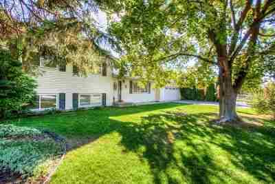 Boise Single Family Home For Sale: 2236 Bryson