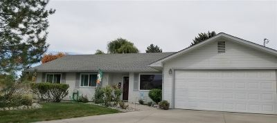 Twin Falls Single Family Home Contingent Finance: 2769 9th Ave E