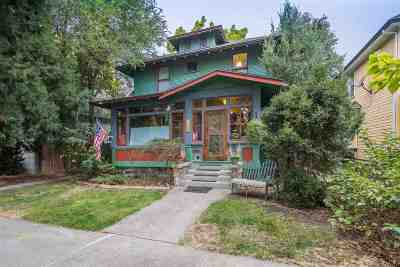 Boise Single Family Home For Sale: 1105 N 14th St.