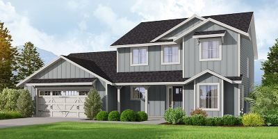 Mccall Single Family Home For Sale: Franklin