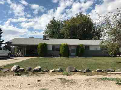 Meridian Single Family Home For Sale: 4260 W Franklin Rd